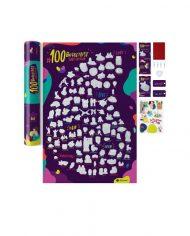 100-bucket-list-love-accessoirs-set