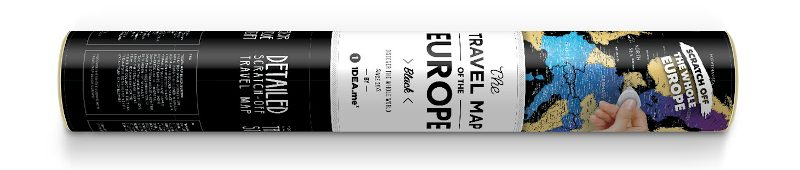 Travel-Map-Europe-Black_Tube-horizontal