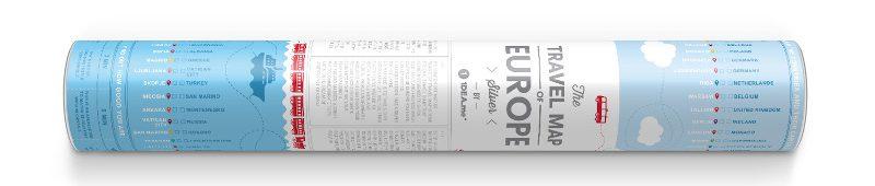Travel-Map-Europe-Silver_Tube-Horizontal