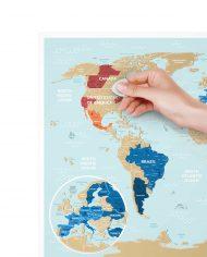 Travel-Map-Holiday-Lagoon-Marked