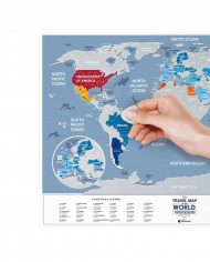 Travel-Map-Weekend-World-Wall-Country