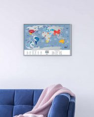 Travel-Map-Weekend-World-scratched
